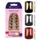 Body Collection Metallic False Nails