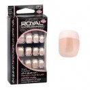 Royal - French Manicure Petite Nails