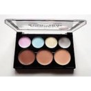 Technic Cream Correct & Contour 7 Colour Palette