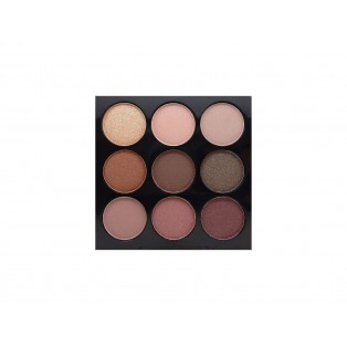 W7 The Naughty Nine Eyeshadow - Mid Summer Nights